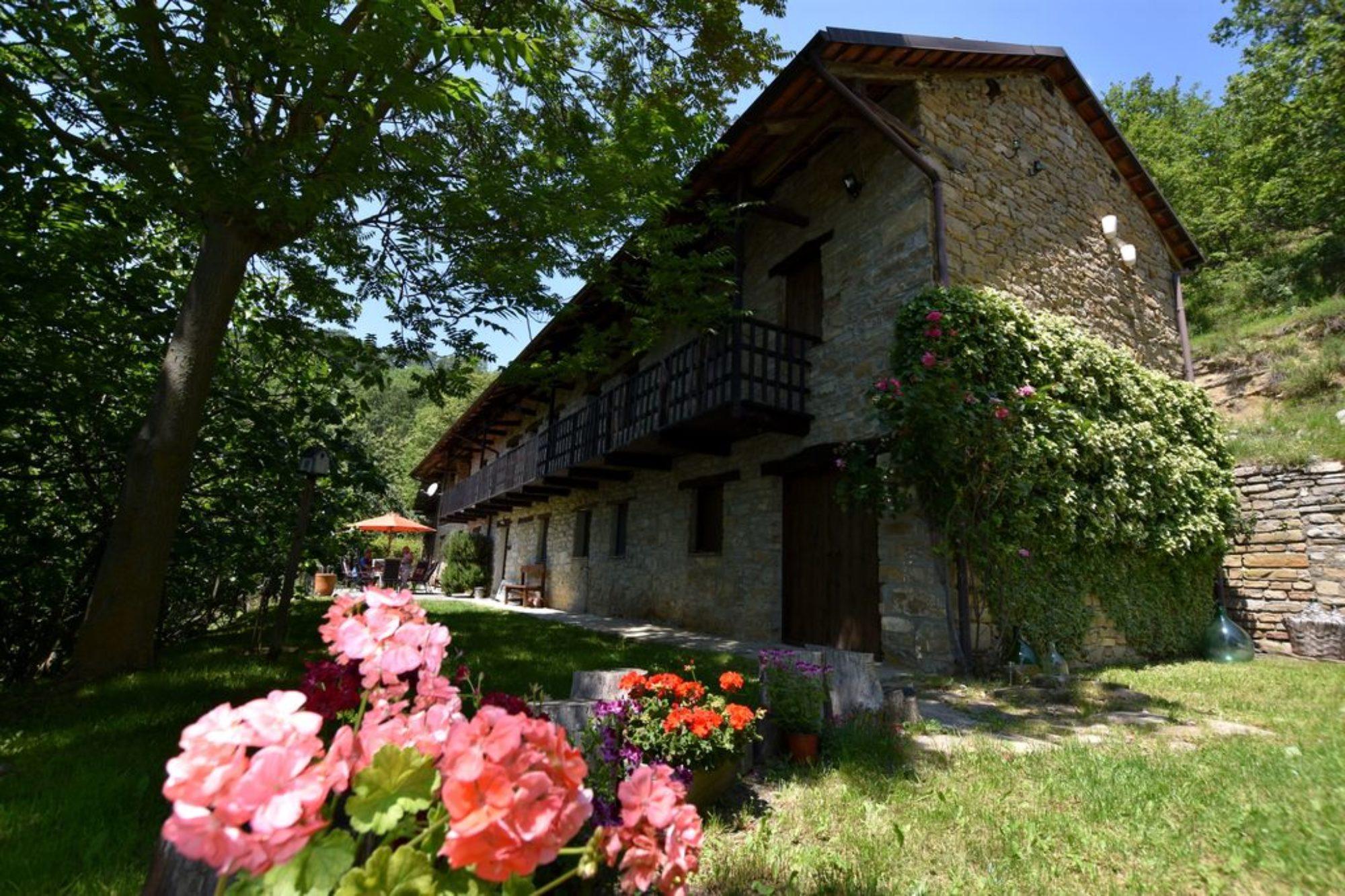 Mijn Italië - Casa bricchetto